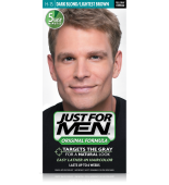 JUST FOR MEN - SHAMPOO IN HAIR COLOUR Colour: Dark Blond - Lightest Brown H15