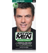 JUST FOR MEN - SHAMPOO IN HAIR COLOUR Colour: Dark Brown H45