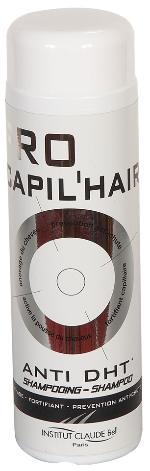 procapil 39 hair shampoo anti dht 250 ml aus der. Black Bedroom Furniture Sets. Home Design Ideas