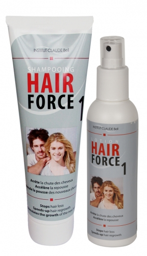 HAIR FORCE ONE ŠAMPON + LOSION - Za brži rast kose
